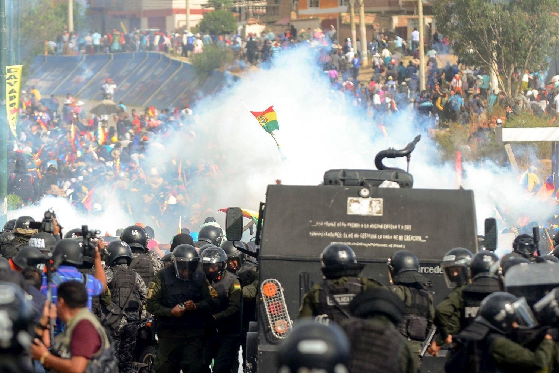 Condena Evo Morales asesinato de cuatro cocaleros en Bolivia