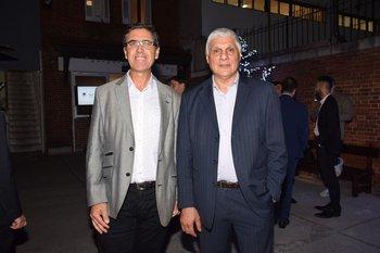 Daniel López y Freddy Caruso