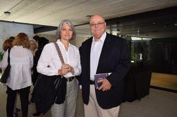 Cecilia Murillo y Escipion Prosper
