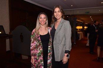 Paola Dalva y Camila Pérez Basso