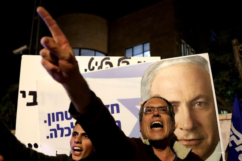 Benjamin Netanyahu, imputado por soborno, fraude y abuso de confianza