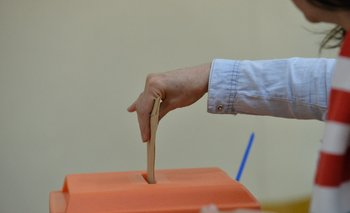 Urnas de votación