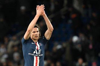 En PSG, Cavani lleva 200 goles, artillero histórico del club parisino