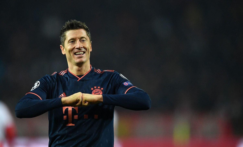 Lewandowski liderando: sigue los pasos de Messi