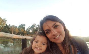 Isabella y su madre