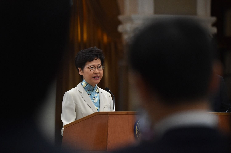 China prohíbe que buques y aviones militares hagan escala en Hong Kong