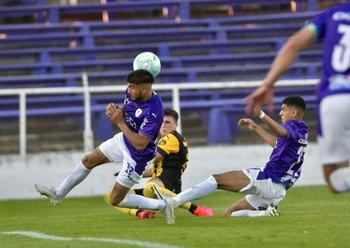 González, el mejor de Peñarol
