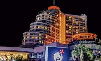 Hotel Enjoy (anterior Conrad) en Punta del Este