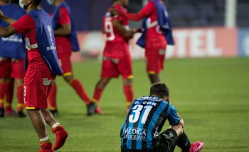Diego Cor, desolado