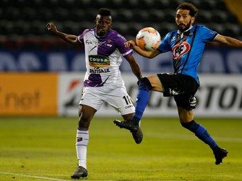 Carlos Fernández puso velocidad