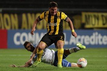 Cristian Rodríguez habló de su salida de Peñarol