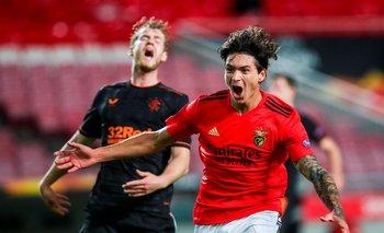 Darwin Núñez quiere seguir con su racha goleadora en Benfica
