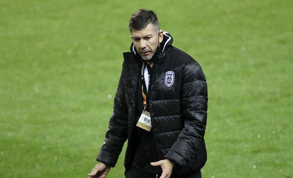 Miralo al PAOK del Canario García: goleó 4-1 a PSV Eindhoven
