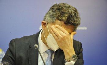 Isaac Alfie renunció a la exoneración tributaria