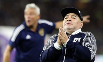 La Justicia investiga la muerte de Maradona