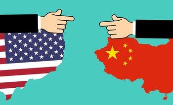 """China criticó los """"métodos de gánster"""" de Estados Unidos después de la aprobación de nuevas sanciones contra empresas chinas"""