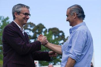 José Decurnex y Francisco Marona