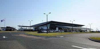 Aeropuerto Laguna del Sauce.
