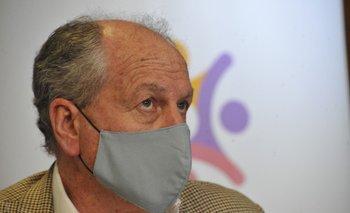 Ernesto Murro es uno de los tres integrantes del Frente Amplio en la Comisión de Expertos de la Seguridad Social