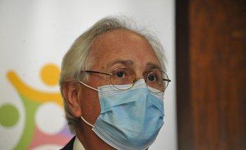 Rodolfo Saldain, presidente de la Comisión de Expertos en Seguridad Social (CESS)