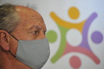 Ernesto Murro es uno de los tres representantes del Frente Amplio en la Comisión de Expertos de la Seguridad Social
