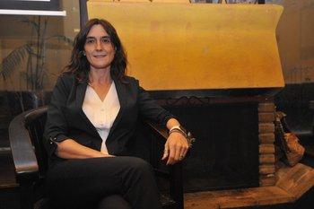 Valeria Sasso, gerente de Pantalla Uruguay.