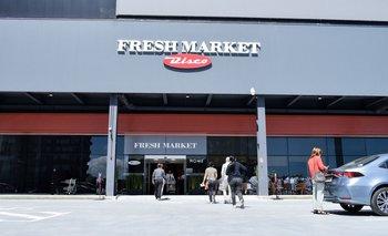 Fresh Market, uno de los formatos que más ha crecido del Grupo Disco en los últimos tiempos.