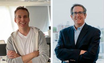 Andrés Bzurovski y Sergio Fogel, fundadores de dLocal