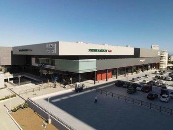El flamante Disco Fresh Market de Plaza Italia en el nuevo Shopping Plaza Italia, tiene una superficie de 1.700 metros cuadrados