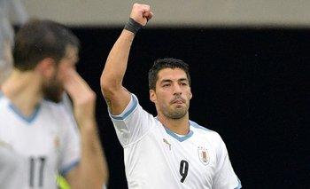 Suárez ante Colombia en Barranquilla