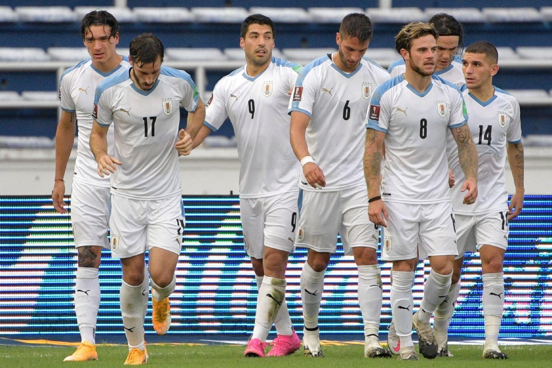 Así será la actividad de la selección uruguaya en 2021