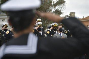 Aniversario de la Armada Nacional