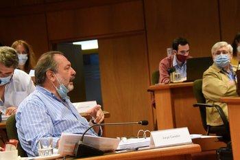 Archivo. Senadores de la coalición en reunión por Presupuesto