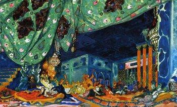 """""""Las mil y una noches"""" es una colección de historias fantásticas de alfombras voladoras, magia y genios cuyos antiguos orígenes se remontan al siglo VII o quizás antes."""