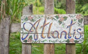 Atlantis es una comuna terapéutica que nació en Londres y vivió en una zona remota de Colombia.