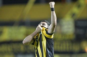 Agustín Álvarez Martínez está a punto de renovar su contrato con Peñarol