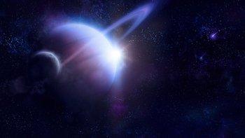 Saturno es famoso por sus anillos y eso lo hace un objetivo de los observadores aficionados.