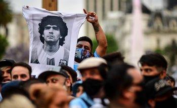 Aprovechan la figura de Diego Maradona en el mundo cripto.