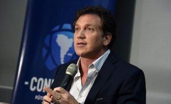Alejandro Domínguez, presidente de la Conmebol, celebró la restitución del dinero perdido