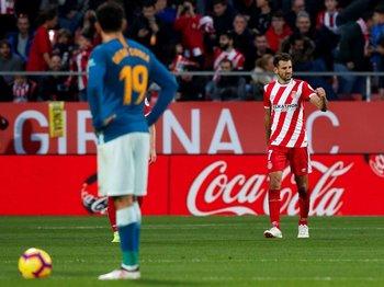 "Cristhian Stuani, un nuevo gol para seguir como ""Pichichi"""