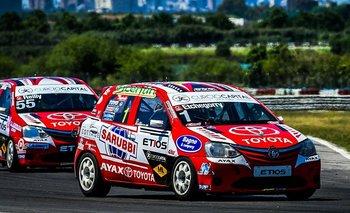 Toyota llega entonado a El Pinar tras contundente uno-dos en Buenos Aires