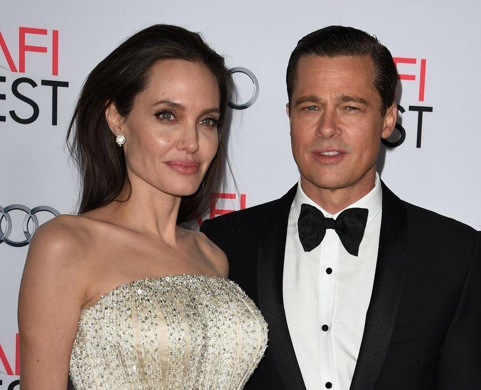 Angelina Jolie y Brad Pitt sellaron un acuerdo - Pura Vida