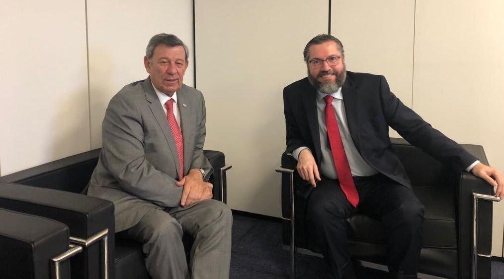 Cancilleres del Mercosur anuncian nueva ronda de negociaciones con la UE