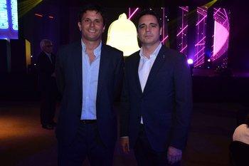 Mateo Cardoso e Ignacio Rossi