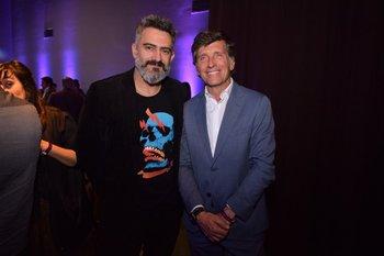 Silvio Maldonado y Pablo Marqués
