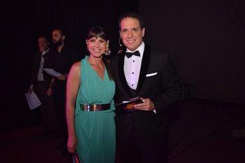 Sofia Rogríguez y Fereico Paz