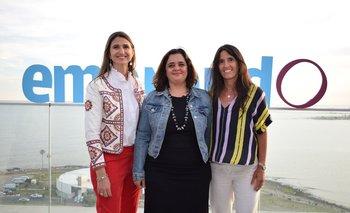 Ana Ines Maranges, Gabriela Malvasio e Isabel Álvarez