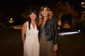 Cecilia Rodriguez y María José Caponi