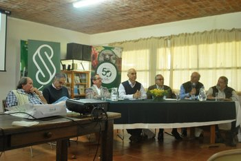 Jorge Bonino, Eduardo Barre, Gastón Scayola, Alejandro Gambetta, Enzo Benech, Rodrigo Herrero y Emilio Mangarelli