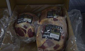 Se abonaron US$ 198 millones en aranceles por la exportación de carne.